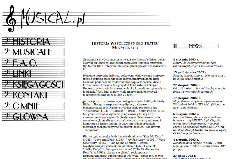musical.pl, 2003 r.