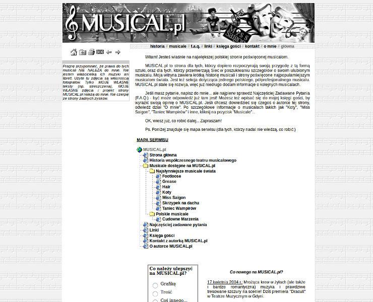 musical.pl, 2004 r.
