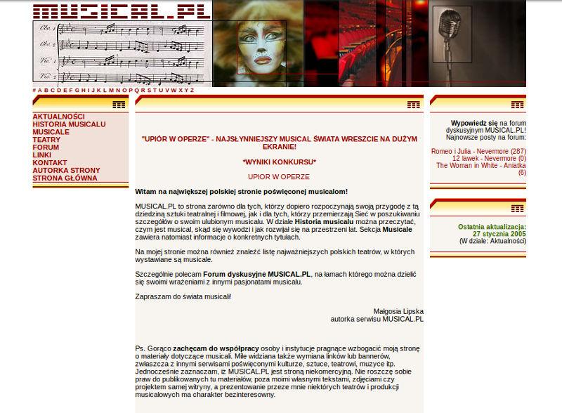 musical.pl, 2005 r.