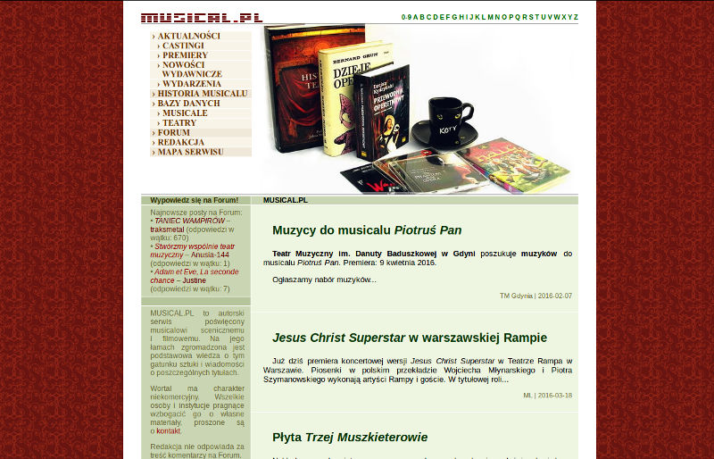 musical.pl, 2016 r.