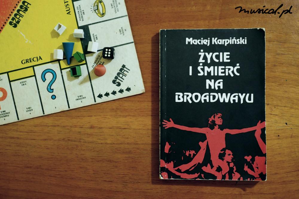 Życie i śmierć na Broadwayu: Szkice o współczesnym teatrze amerykańskim, fot. Małgorzata Lipska