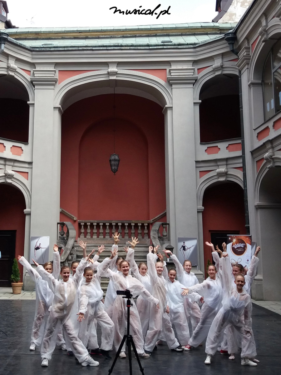 Występ uczniów poznańskiej szkoły baletowej w przerwie konferencji, fot. Małgorzata Lipska