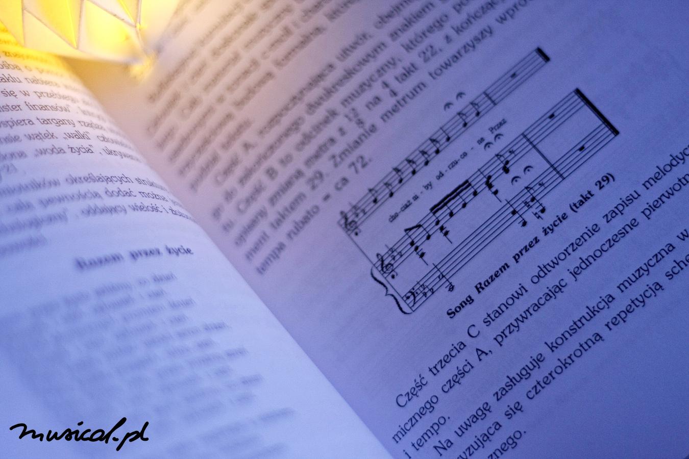 Wykonawstwo polskich songów musicalowych z towarzyszeniem fortepianu i zespołu kameralnego jako forma popularyzacji gatunku, fot. Małgorzata Lipska