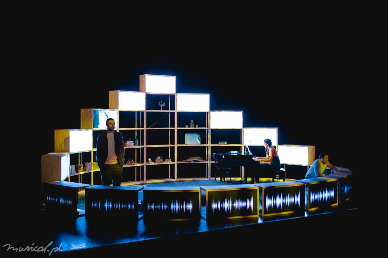 Thrill Me w Mazowieckim Teatrze Muzycznym, Warszawa 2020, fot. Maciej Lipski